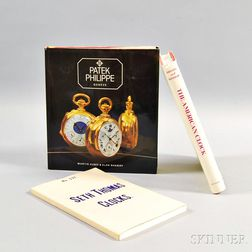 Volume on Patek Philippe and Two Other Books