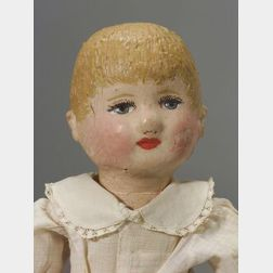 Small Chase Cloth Child Doll