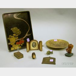 Group of Small Decorative Articles