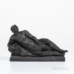 Black Basalt Figure of Mark Antony