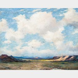 Albert Lorey Groll (American, 1866-1952)      Arizona