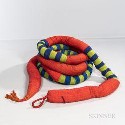 Jean Stamsta (1936-2013) Serpent