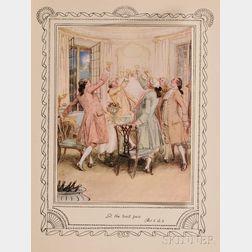 (Illustrators), Sheridan, Richard Brinsley & Thomson, Hugh