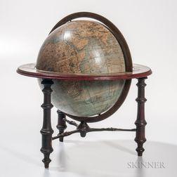 Joseph Schedler's 12-inch Terrestrial Globe