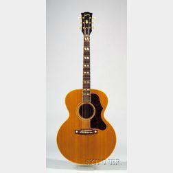 American Guitar, Gibson Incorporated, Kalamazoo, 1957, Model J-185