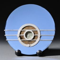 Walter Dorwin Teague Bluebird Radio