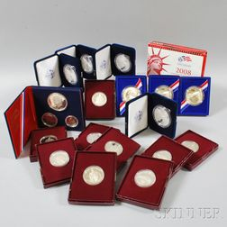 Group of Miscellaneous American Silver Coins