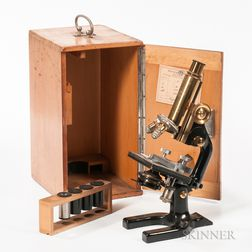 C. Reichert Compound Microscope
