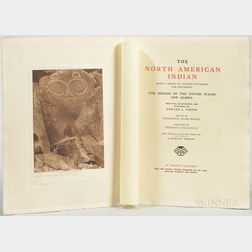 Curtis, Edward S. (1868-1952) The North American Indian, Volume Eight.