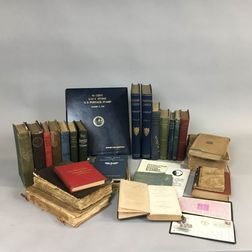 Group of Books and Ephemera Related to Emily Blackwell and Family