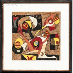 William Horace Littlefield (American, 1902-1969)      Bird's Heads