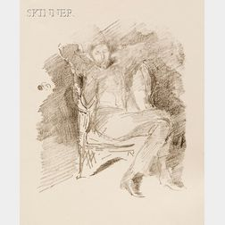 Joseph Pennell (American, 1860-1926) and Elizabeth Robins Pennell (American, 1855-1936)  Lithograp...