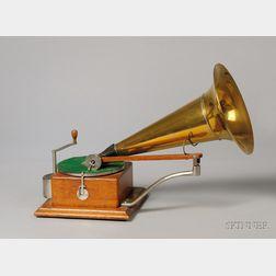 Berliner Improved Gramophone