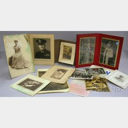 Group of Earl and Lady Gosford and 1937 Coronation of King George   VI and Queen Elizabeth Related Ephemera