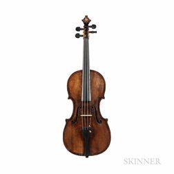 German Violin, Heinrich Th. Heberlein Jr., Markneukirchen, 1902