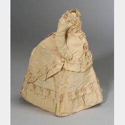 Two-Piece French Lady Doll Dress