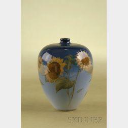 Rookwood Glazed Pottery Vase