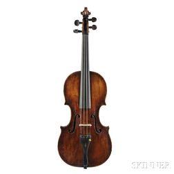 Violin, Possibly Italian, 18th Century