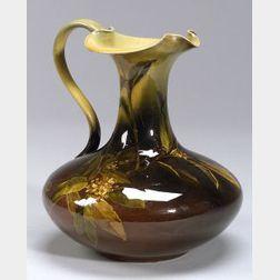 Rookwood  Pottery Standard Glaze Pitcher