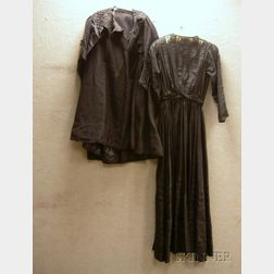 Two Early 20th Century Dresses