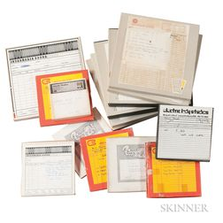 Approximately 180 Reel-to-Reel Tapes
