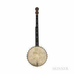 Fairbanks & Cole Acme Five-string Banjo, c. 1890