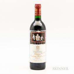 Chateau Mouton Rothschild 1994, 1 bottle