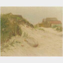 Walter Lofthouse Dean (American, 1854-1912)  The Dunes