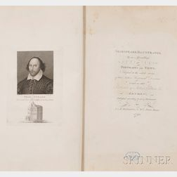 Shakspeare Illustrated, by an Assemblage of Portraits and Views