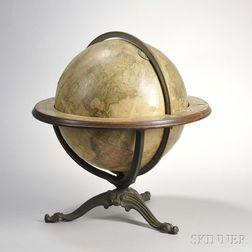 Gilman Joslin 16-inch Terrestrial Globe