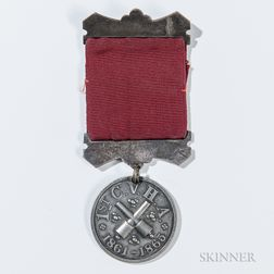 1st Connecticut Heavy Artillery Veteran's Medal