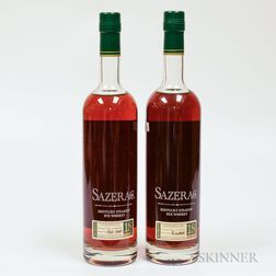 Buffalo Trace Antique Collection Sazerac 18 Years Old, 2 750ml bottles