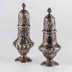 Edward VII Sterling Silver Caster