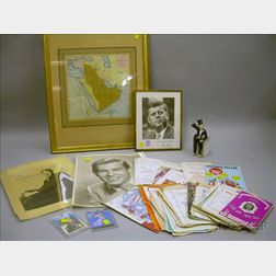 Small Lot of Ephemera and Collectibles