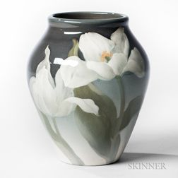Sara Sax Rookwood Pottery Vase