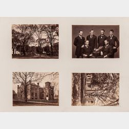 Yale Yearbook, Photo Album.