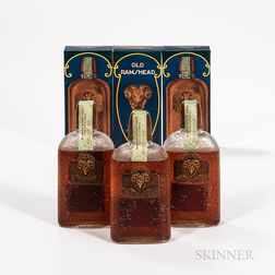 Old Rams Head 14 Years Old 1916, 3 pint bottles (oc) Spirits cannot be shipped. Please see http://bit.ly/sk-spirits for more info.