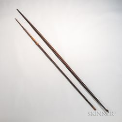 Solomon Islands Spear and Bow