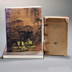 Three Books on Chinese Ceramics