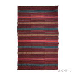 Shahsavan Kilim Carpet,