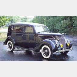 *1937 Ford Sedan Delivery Vin # 183642529