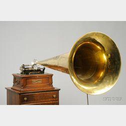 "Columbia Type BC ""Twentieth Century Premier"" Graphophone"