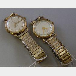 Two Men's Hamilton Wristwatches