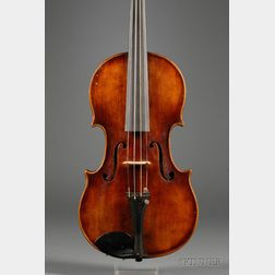 German Violin c. 1920