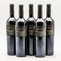 Paul Hobbs Cabernet Sauvignon Stagecoach Vineyard 2000, 5 bottles