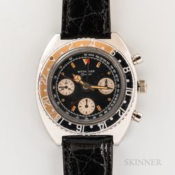 Wittnauer Stainless Steel Reference 245T Chronograph