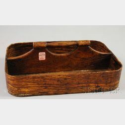 Bentwood Cutlery Box