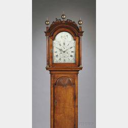 Benjamin Willard Tall Clock