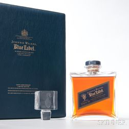 Johnny Walker Blue Label 200th Anniversary, 1 750ml bottle (pc)