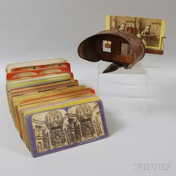 Stereoscopic Viewer and Views